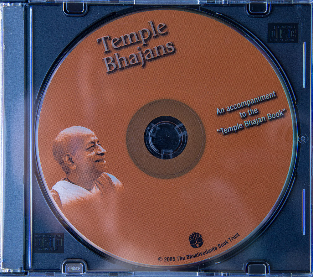 Temple Bhajans CD
