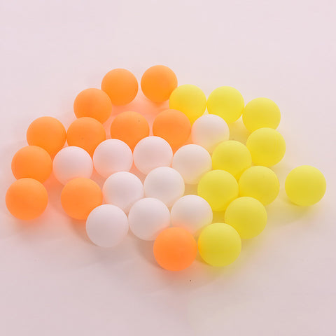 10 balles de BEER PONG 38mm