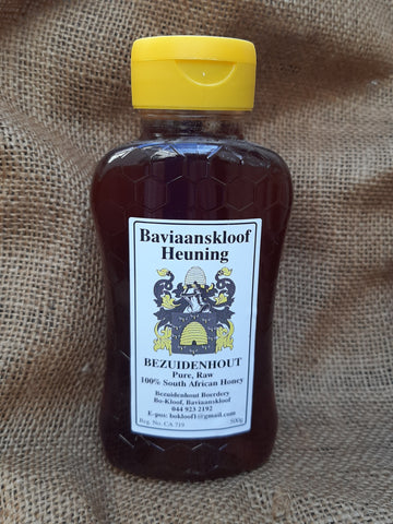 PURE NATURAL SOUTH AFRICAN HONEY