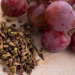 Grapeseed oil Botanical name: Vitis vinifera