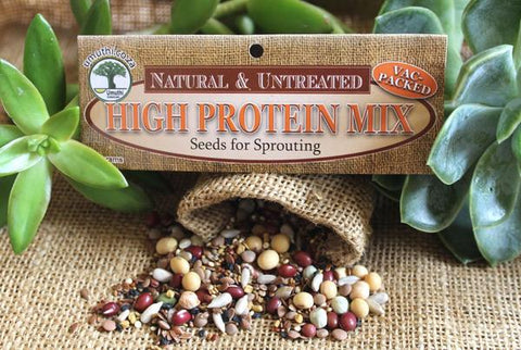 High Protein Mix