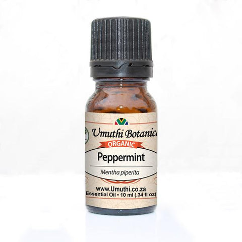 Organic peppermint mentha piperita 10ml