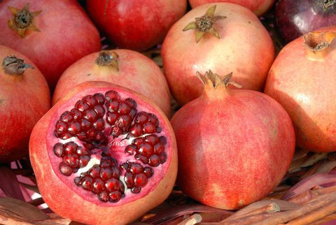 Pomegranate seed oil Botanical name: Punica granatum