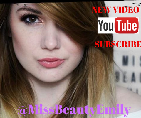 @MissBeautyEmily Blog Post and Youtube Video