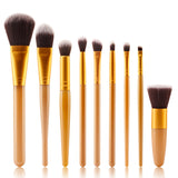 9Pcs - 6Pcs  Make up Brush sets