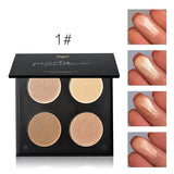4 Colors Highlighter / Contour