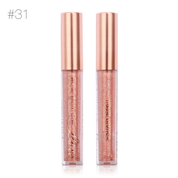 Lip Gloss Long Lasting Metallic colours