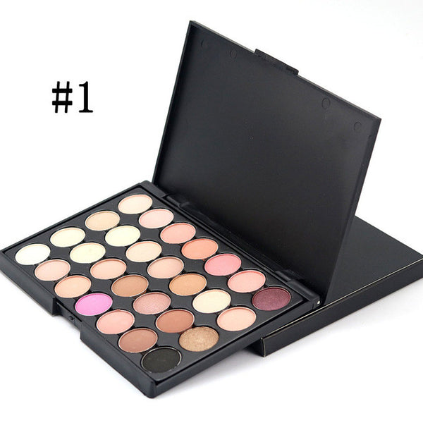 28 Colours Eyeshadow Palette