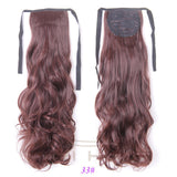 "21"" 110g Synthetic Wavy Ponytail"