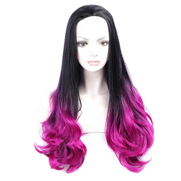 Ombre  Synthetic Wig Heat Resistant