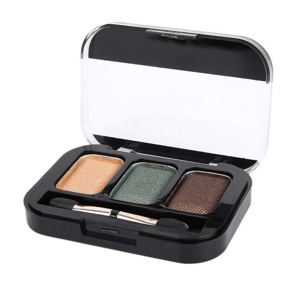 3 Colors Palette Eye Shadow