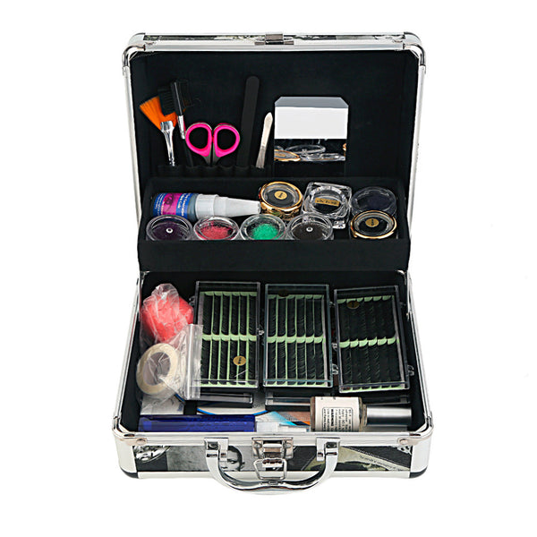 8/10/12mm Eye Lashes Extension Full Set Kit
