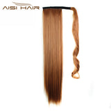 "24"" -  110g - 15 Colours -  Synthetic Ponytail Straight"