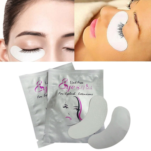 Eyelashes Extensions Pads