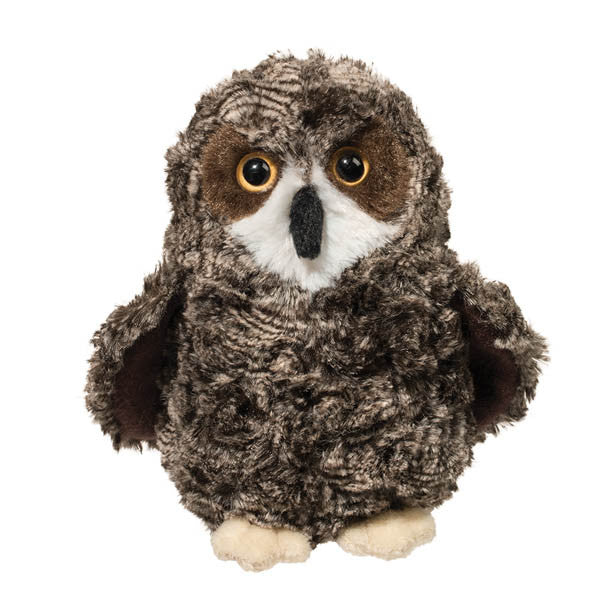 Owl Plush Toy