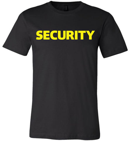 The Barn - Security t-shirt