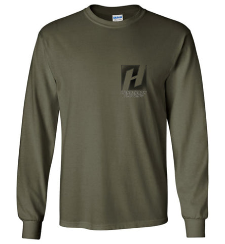Henderson Flooring - Long Sleeve tee