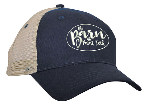 Truckers Hat - The Barn at Paint Fork