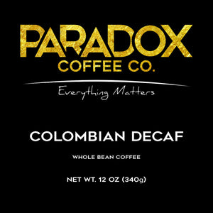 Open image in slideshow, 12oz Colombian Decaf (Sugarcane Process)