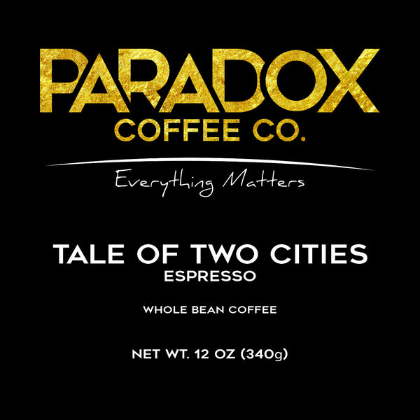 12oz Tale of Two Cities Espresso