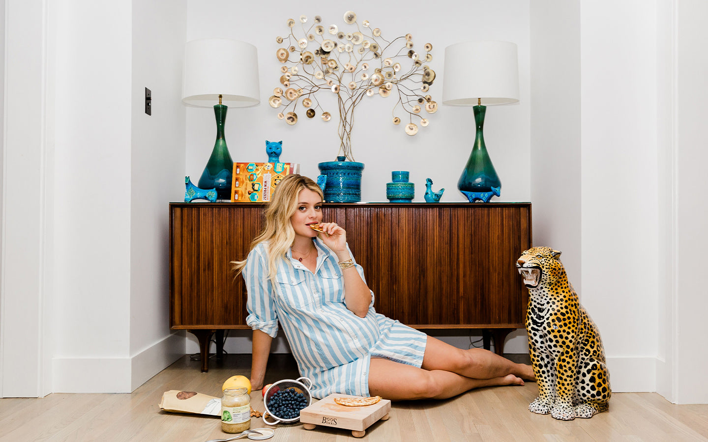 Daphne Oz, Tv Host, Entrepreneur, and Author, on the Secret Sauce of Life
