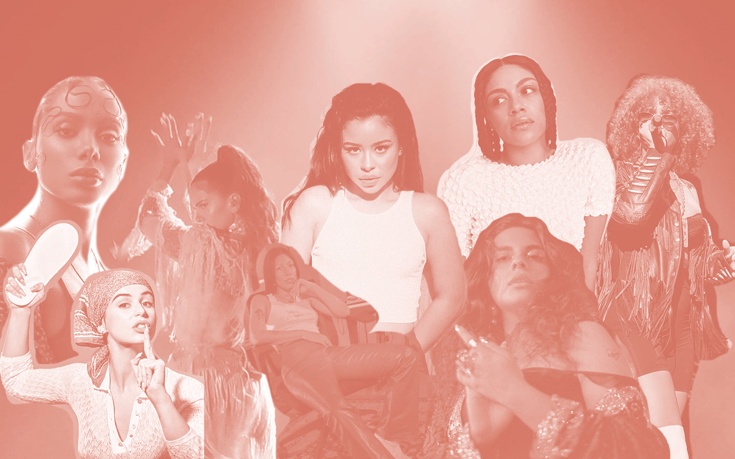 LISTEN UP: Get to Know the Latinas Reigning in Music RN
