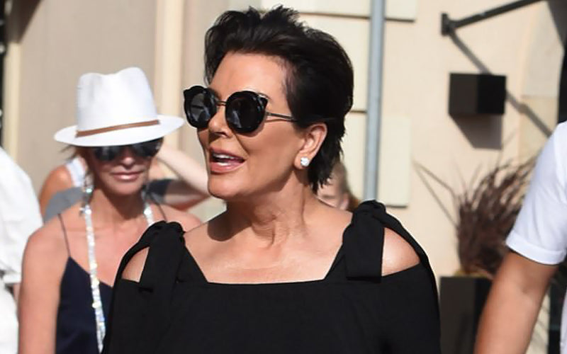 Business Woman Kris Jenner