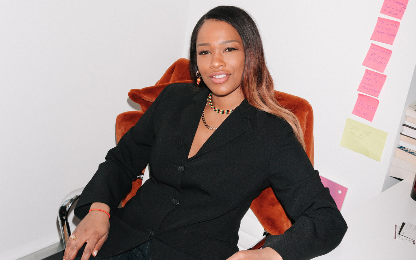 Wah Nails and Beautystack Founder Sharmadean Reid