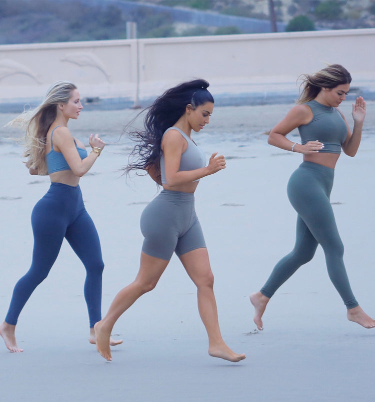 The Glute Routine Keeping Kim K on Top
