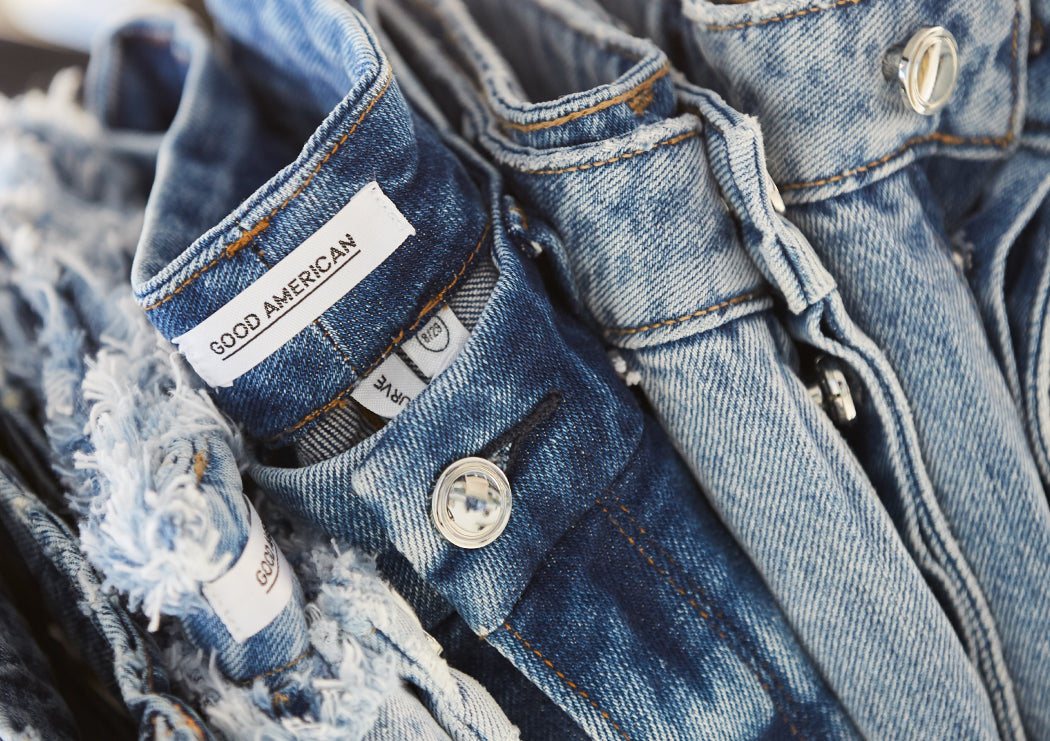 Get the most from your GOOD AMERICAN jeans