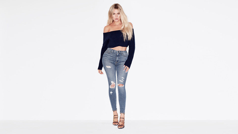 SHOP HIGH WAISTED JEANS