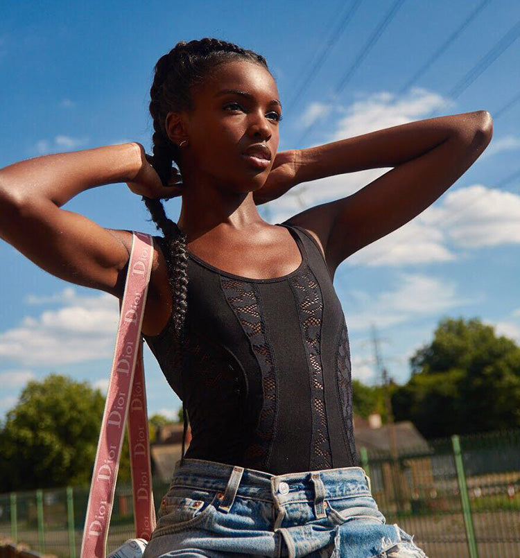Model and LAPP founder Leomie Anderson