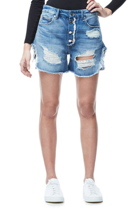 THE BOMBSHELL SHORT | BLUE042