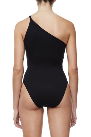 THE ONE SHOULDER BODY | BLACK001