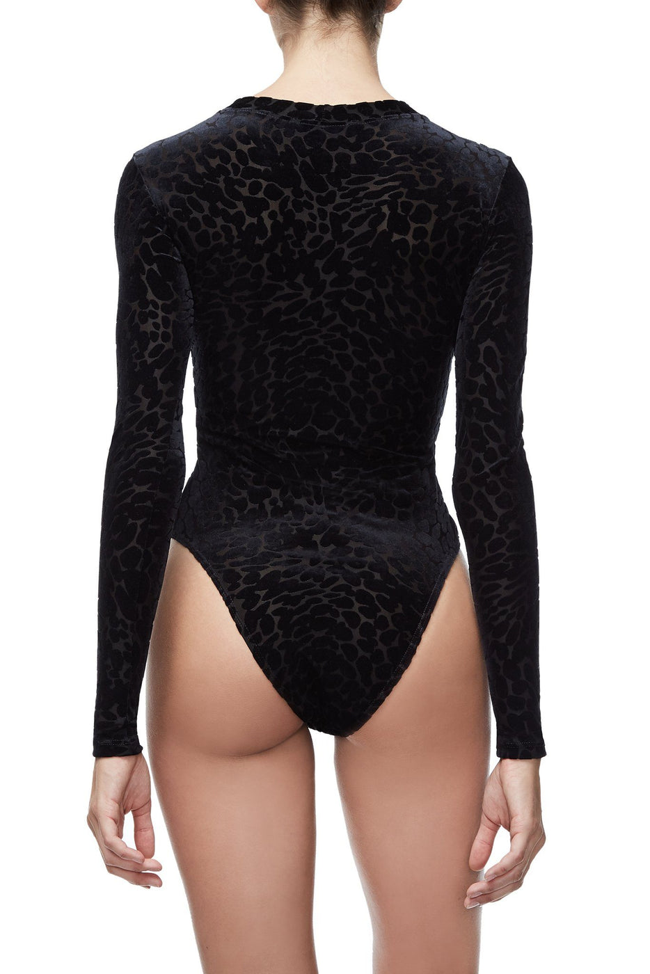 4c93c65111 The Wilder One Bodysuit - Black001