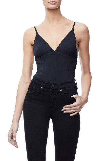 THE NOT-SO-BASIC CAMI BODY | BLACK001