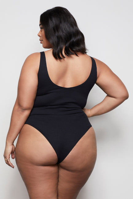 THE MOST LOVED TANK BODYSUIT | BLACK001
