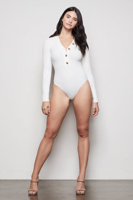 THE MOST LOVED BODYSUIT | IVORY001