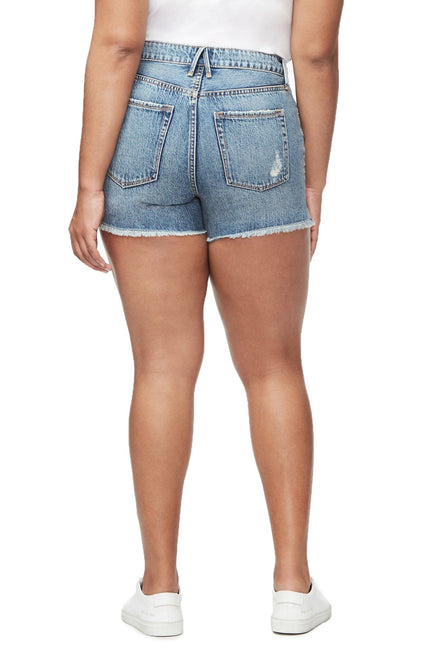 THE BOMBSHELL SHORT | BLUE276
