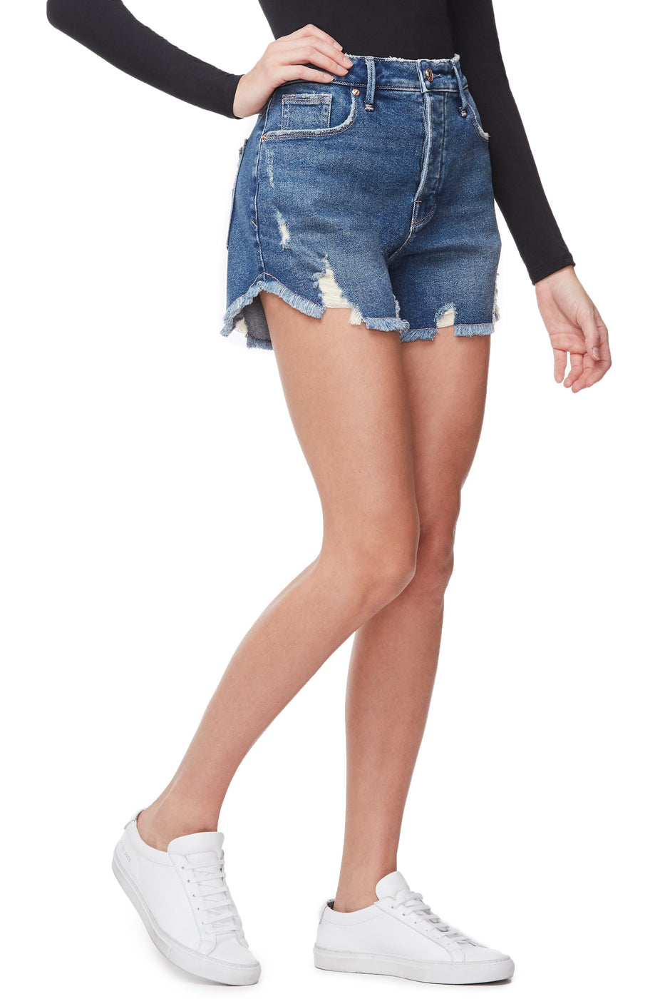 THE BOMBSHELL SHORT | BLUE237