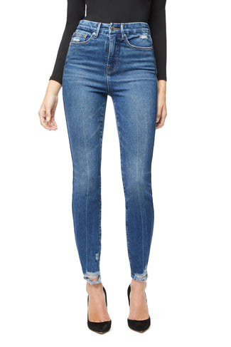 GOOD CURVE SKINNY | BLUE329