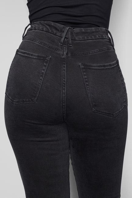 GOOD CURVE SKINNY | BLACK063