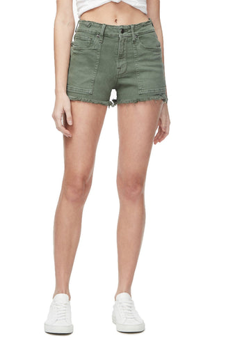 THE DEEP POCKET CUT-OFFS | OLIVE007
