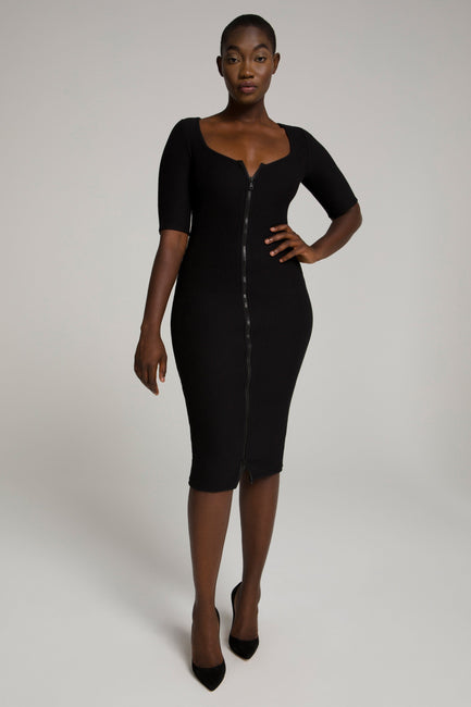 DRAMATIC ZIP MIDI | BLACK001