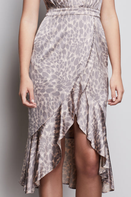 THE RESORT HALTER DRESS | HONEY LEOPARD001