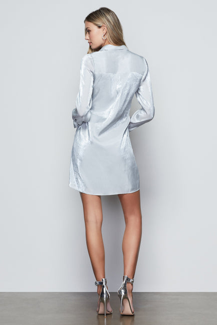 AFTER PARTY DRESS | SILVER002