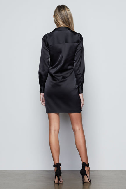 AFTER PARTY DRESS | BLACK001