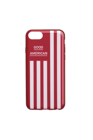 GOODIES FLAG CASE IPHONE 7 | RED001