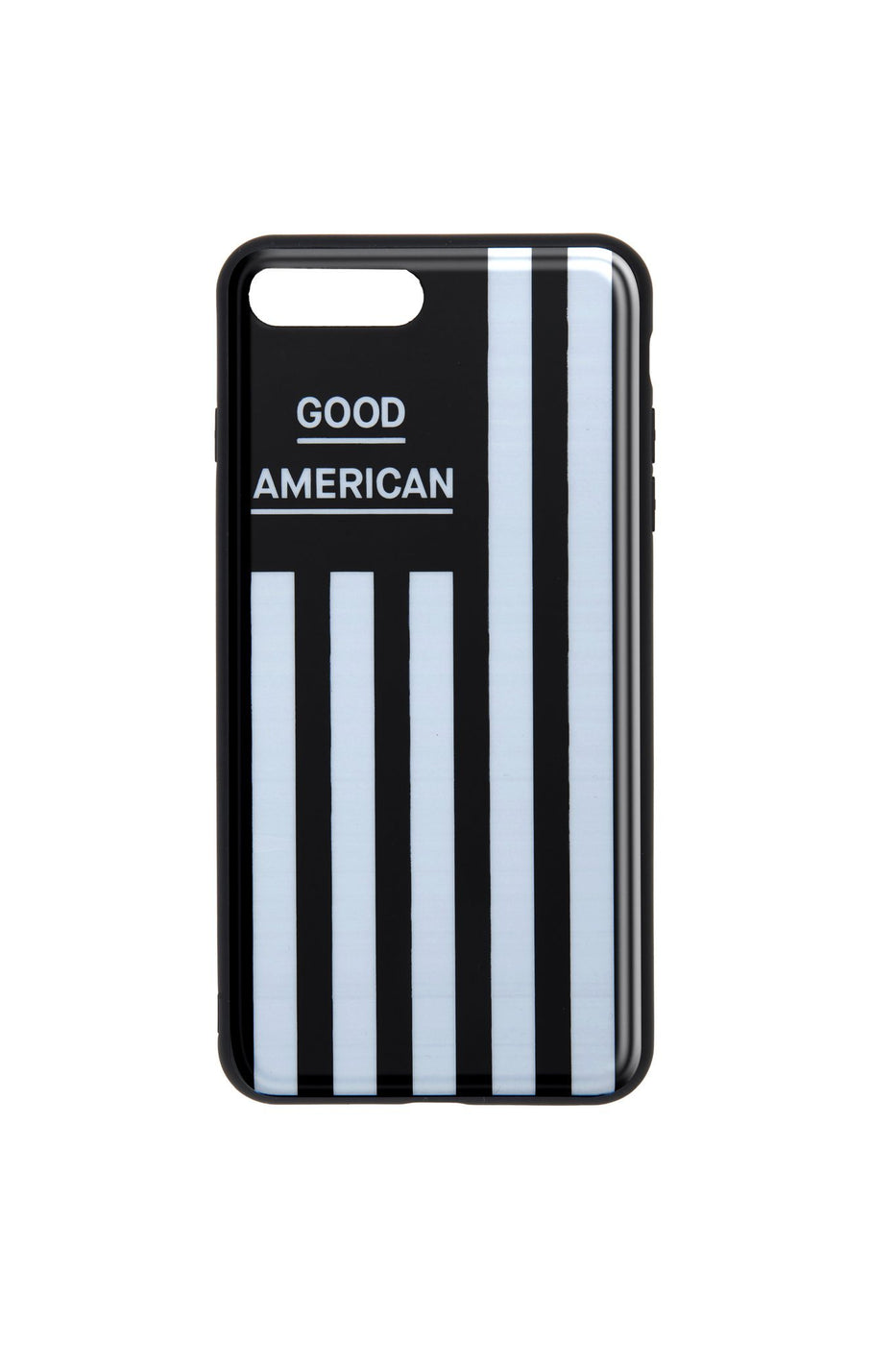 Good American Goodies Flag Case Iphone 7 Plus | Black001
