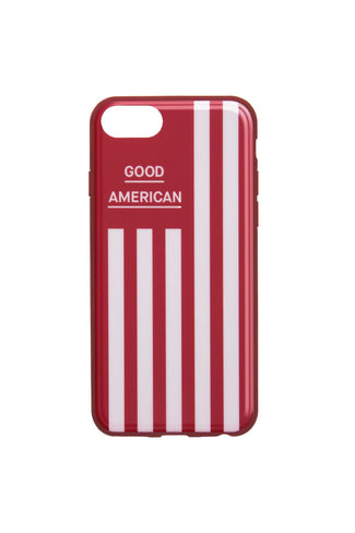 GOODIES FLAG CASE IPHONE 7 PLUS | RED001